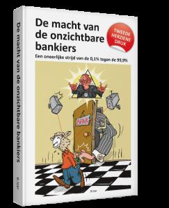 Boek De macht van de onzichtbare bankiers